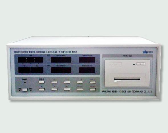 RC-2002系列绕组温升在线买足球
